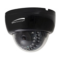 Speco CLED32D1B 960H Indoor Dome Camera with Built-In IR LEDs - 2.8-12mm Lens - Black Housing