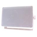 Speco DMS3TSW Weather Resistant 3 Way Speakers w/ Transformer White (Each)