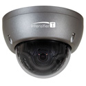 Speco HTINT591T 2MP 1080p Vandal Dome Intensifier 3.6mm Lens - Grey Housing