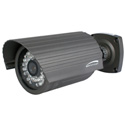 Speco O2B6 Full HD 1080p Outdoor IP Bullet  Camera 3.7mm Fixed Lens