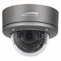 Speco O2D7M 2MP 1080p Vandal Flush Mount Dome IP IR 3-10mm Motorized Lens - Grey Housing