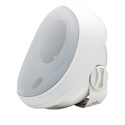 Speco SP4AWEW 4-Inch Outdoor Speaker - White (pair)