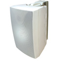 Speco SP6AWXTW 6-Inch Outdoor Speaker White  with Transformer (Pair)
