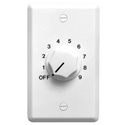 Speco WAT10W 10W 70/25 Volt Wall Plate Volume Control - White