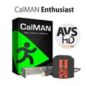 SpectraCal ASMENTC6 CalMAN Enthusiast Bundle with C6 Colorimeter