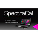 SpectraCal SFTSTDO CalMAN Studio Monitor Calibration Software (Software Only)