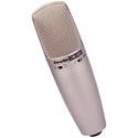 Superlux CM-H8D Studio Tube Mic - Omni/Cardioid Patterns