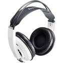 Superlux HD-681EVO Dynamic Semi-open Headphones - White - B-Stock