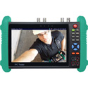 Securitytronix ST-ALLIN1-TEST 7 Inch Touch Screen IP Camera Monitor and Tester