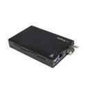 StarTech ET91000LC2 Fiber Media Converter Gigabit 1000Mbps MM LC Fiber 550m