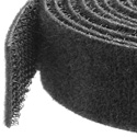 StarTech HKLP25 25 ft. Cut-to-Size Bulk Hook and Loop Cable Tie