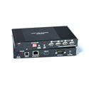 NTI ST-IPUSBH-R-1G HDMI USB KVM Over IP Extender w/ Audio RS232 - IR - Receiver