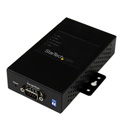 Startech NETRS232485 1 Port RS-232/422/485 Serial to IP Ethernet Device Server - 2x 10/100Mbps Ports