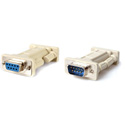 StarTech NM9MM DB9 RS232 Serial Null Modem Cable Adapter (M/M)