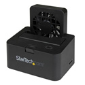 StarTech SDOCKU33EF External Docking Station for 2.5in or 3.5in SATA III 6Gbps Hard Drives - eSATA or USB 3.0 with UASP