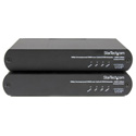 StarTech SV565UTPHDU USB HDMI over Cat 5e / Cat 6 KVM Console Extender with 1080p Uncompressed Video - 330 Feet (100m)