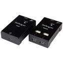 StarTech USB2004EXTV 4 Port USB 2.0 Extender over Cat5 or Cat6 - Up to 165 Ft.