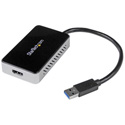 StarTech USB32HDEH USB 3.0 to HDMI External Video Card Multi Monitor Adapter with 1-Port USB Hub - 1920x1200 / 1080p