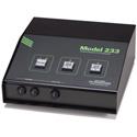 StudioTechnologies Model 233 Announcer Console
