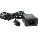 Studio Technologies PS-DC-02 Universal Input 100-240 Volt 50/60 Hz 12 Volts DC 1.5 Amps (18 Watts) Output Power Supply