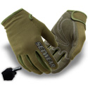 SetWear STH-06-007 Green Stealth Glove - Size XS