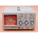 Serial Digital/Analog Component Waveform/Vectorscope