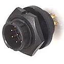 Switchcraft EN3P5MPX Standard Circular Connector EN3 5 PIN MALE PC PA