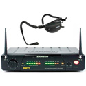 Samson AirLine 77 Vocal Fitness System (AH1-Qv/CR77) 645.500 MHz