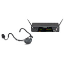 Samson AirLine 77 Wireless System Vocal Headset (AH1-Qv10e/CR77) 642.375 MHz