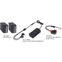 SWIT LB-CA50-KIT 2 Li-Ion Battery Kit for Canon C200/C300 Mark II