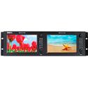 SWIT M-1071H 7-inch×2 3GSDI&HDMI LCD monitor