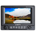 SWIT S-1051H 5 Inch 3G-SDI / HDMI Monitor with S-7004F Battery Mount for Sony L