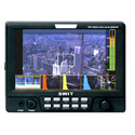 SWIT S-1071C-Plus 7 Inch HDMI LCD Monitor with S-7004P Battery Mount for Panason