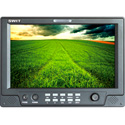 SWIT S-1090F 8.9-inch HDSDI & HDMI Waveform LCD Monitor with S-7004F Battery Mou