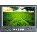 SWIT S-1090H 8.9-inch 3G-SDI & HDMI LCD Monitor with S-7004F Battery Mount for S