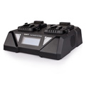 SWIT S-3812S 2-Channel Simultaneous Fast Charger/Adaptor for V-Mount Battery