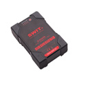 SWIT S-8340S 160Wh V-Mount Fast-Charging Battery with D-Tap DC Output and Drop-Off  & IP66 Protection