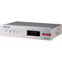 Tascam MM-2D-E 2-Channel Mic/Line Input/Output Dante Converter with Built-in DSP Mixer and Euroblock