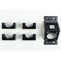 ADC Commscope TCM45-KIT-BK 45 Degree Panel Mounting Kit for ProAx - 2RU