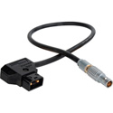 Laird 2-Pin Lemo to PowerTap Cable for Teradek - 18 Inch