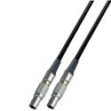 Teradek Power Cable Lemo 2 Pin Male to 4 Pin Lemo Male - 24 In