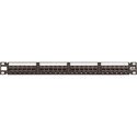 ADC-Commscope 2111477-1 Category 6 1RU 24-Port Patch Panel with Jacks