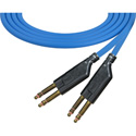 ADC-Commscope B22B Dual Bantam Patch Cord Nickel Blue - 2 Foot