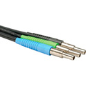 ADC-Commscope BK2VXM-LCP-LCP Patch Cable LCP to LCP Black - 2-Ft