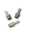 ADC-Commscope BNC-6 3GHz 75 Ohm BNC Connector Belden 1506A Cable (Notched)