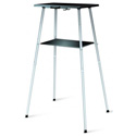 AV Presentation Stand Adjustable Height from 32 - 56 Inches