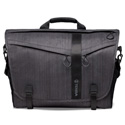 Tenba 638-381 Messenger DNA 15 Bag in Graphite with Slide Latches