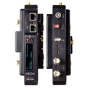 Teradek Beam 10-0571 Transmitter & Receiver Set with Transmitter V-Mount Battery Plate