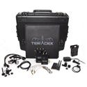 Teradek 10-0990-1G Bolt 2000 with Gold Mount SDI/HDMI Wireless Video Transmitter & Receiver Deluxe Kit