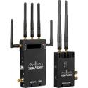 Teradek 10-0990-2G Bolt 2000 with Gold Mount SDI/HDMI Wireless Video Transmitter & Dual Receiver Deluxe Kit